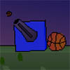 Basketball Cannoncube