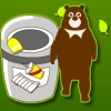 Bear Big Pick Up Rubbish