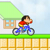 Bike Rider Shin Chan Invincible