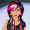 Dare Emo Girl Dressup