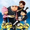 Despicable Me 2 Find The Hidden Letters
