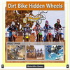 Dirt Bike Hidden Wheels