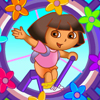Dora Explorer Round The Car