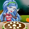 Ghoulia Yelps Chocolate Pie