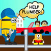 Minion the Plumber