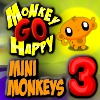 Monkey GO Happy Mini Monkeys 3