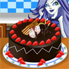 Monster High Cake Cooking