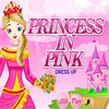 Princess In Pink Dress up
