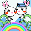 Rainbow Rabbit Adventure 4