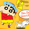 ShinChan Fights Monsters
