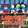 Smurfs Labytinth Escape