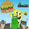 spongebob burger express