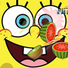 Spongebob Cut Fruit