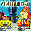SpongeBob vs Patrick Race