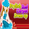 Stylish Red Carpet Dress Up