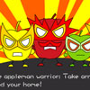 Super Appleman Insect Crisis