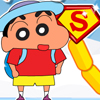 Swing Crayon ShinChan