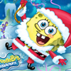 Swinging SpongeBob Xmas