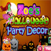 Zoe's Halloween Party Decor